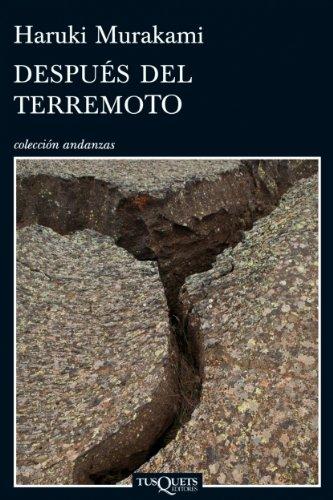 Después del terremoto (Andanzas)