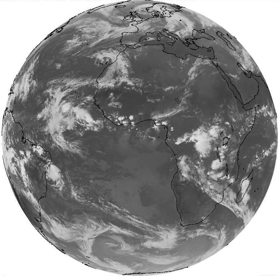 Imágenes de satélites geoestacionarios SSEC
