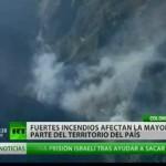 Colombia se declaró el estado de desastre natural