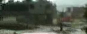 El desastre natural en Ecatepec