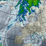 Animación satélite de Europa