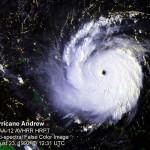 Huracanes: Andrew y otros