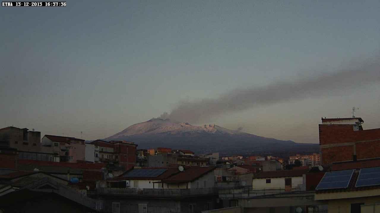 actividad volcánica del etna 13