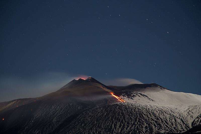 actividad volcánica del etna 17