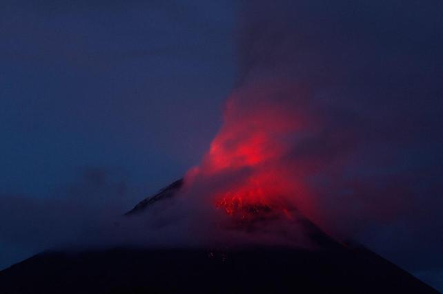 volcán-tungurahua