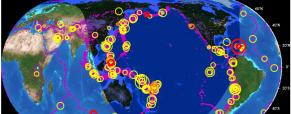 Seguimiento de terremotos en tiempo real