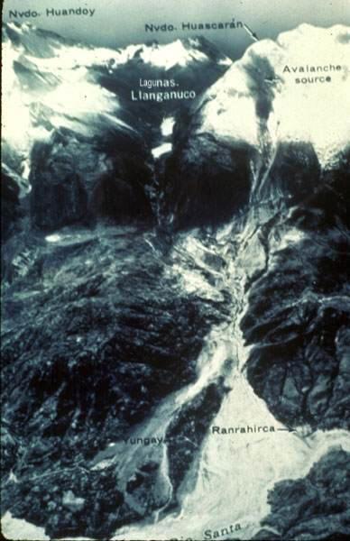 Terremoto en Perú en 1970