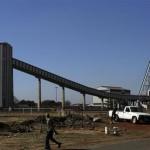 Accidente en una mina de oro en Johannesburgo