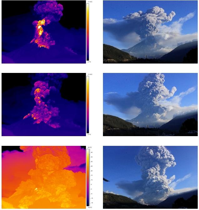 volcán-tungurahua-2014-imagenes termicas
