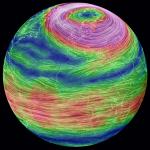 Presión atmosférica en tiempo real
