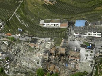 Terremoto Sichuan China 2013