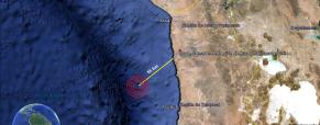Terremoto de 8.2 grados en Chile