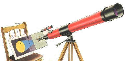 telescopio eclipse