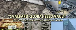 Banco mundial de semillas en Svalbard