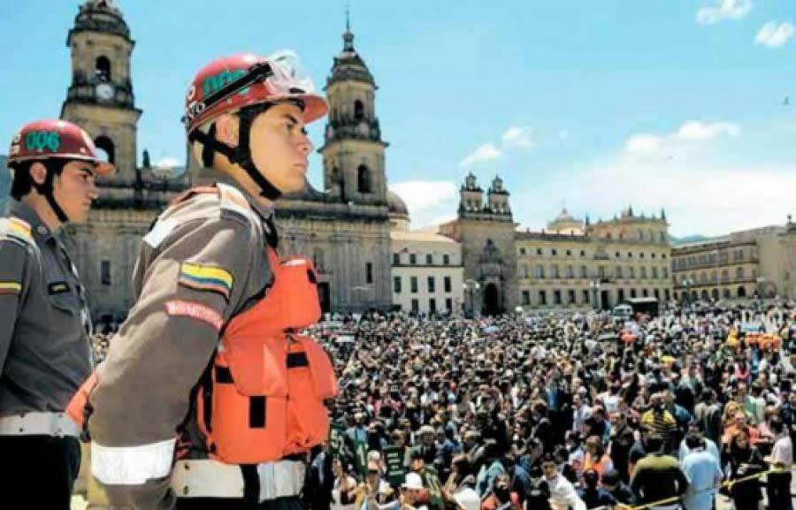 Hay planes de evacuación de grandes ciudades