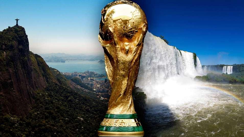 Mundial de Fútbol de Brasil